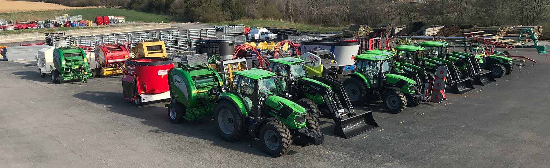 Hay And Forage Equipment For Sale By AgCentral Farmers